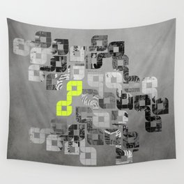 Where are you? Wall Tapestry