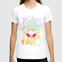 T-shirts featuring Kirby is shaped like a friend (shirt) by Triple-Q
