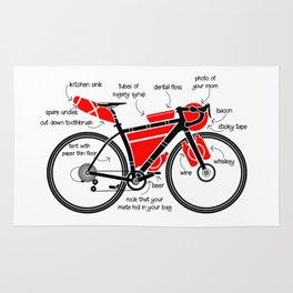Bikepacking Rug