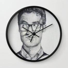 Darren Criss Wall Clock