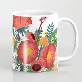 Oranges and Blueberries Coffee Mug