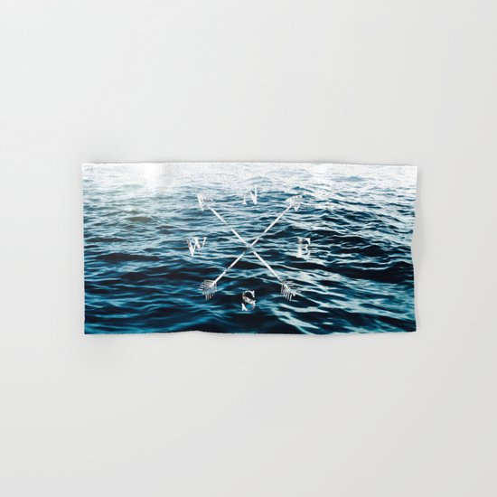 Winds of the Sea Hand & Bath Towel