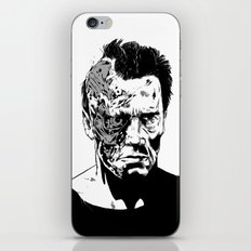 Terminator (b/w) iPhone & iPod Skin