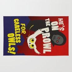 Careless Owls Rug