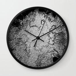 Slag Wall Clock