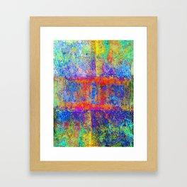 20180811 Framed Art Print