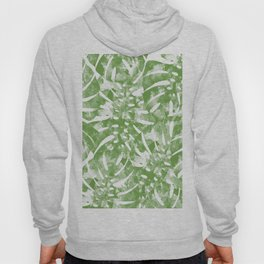 Monstera Jungle Hoody