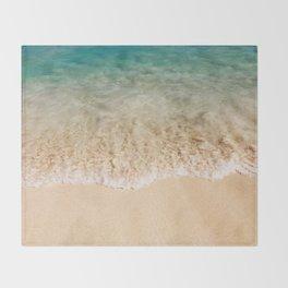 Surf & Sand Throw Blanket