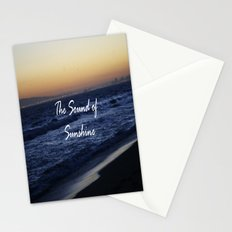 The Sound of Sunshine Stationery Cards