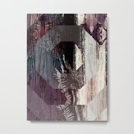 Manipulation 95.0 Metal Print