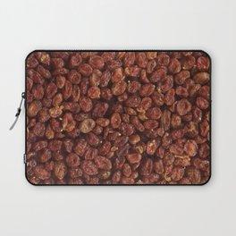 Cornelian cherries. Background. Laptop Sleeve