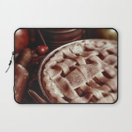 Apple Pie Reday for the Oven Laptop Sleeve