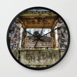 Kensal Green Cemetery London Wall Clock