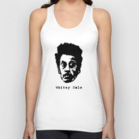 sale Tank Tops featuring Whitey Sale by Jon Spagnola