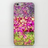 psychadelic iPhone & iPod Skins featuring Psychadelic Succulents by Hithere22