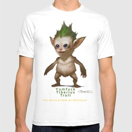 YT Troll - Revelations of Oriceran (C) T-shirt