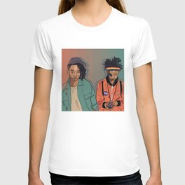 Willow and Jaden T-shirt
