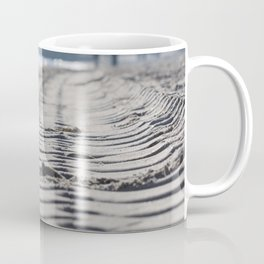 Traces in the sand 2 Coffee Mug