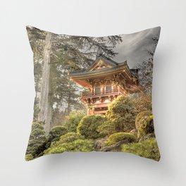 Peaceful Escape Throw Pillow