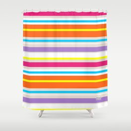 CN DRAGONFLY 1002 Shower Curtain