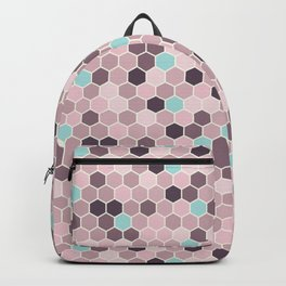 Coffee and Cookies (Complimentary Pattern) Backpack