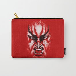 Japanese Mask Carry-All Pouch
