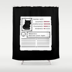 Video Game Shower Curtains