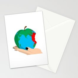 Humanity Bites Stationery Cards