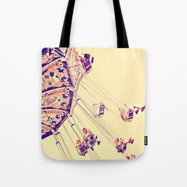Carussell Tote Bag