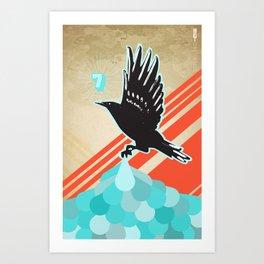 Poster Project   Naaman Art Print