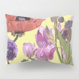 Floral fantasies Pillow Sham