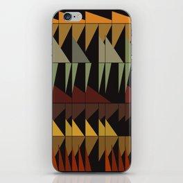 Dibon - Earth Tones iPhone Skin