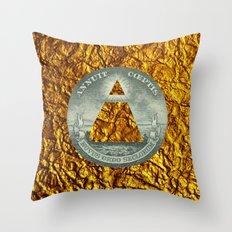 NOVUS ORDO Throw Pillow