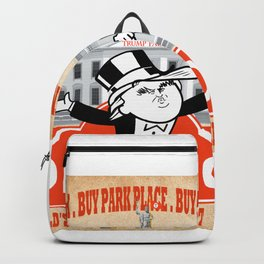 The Trump Game Backpack