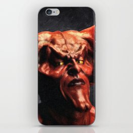 Lord Of Darkness iPhone Skin