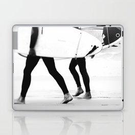 catch a wave Laptop & iPad Skin