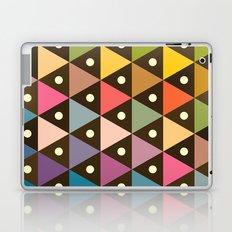 Cosmic Triangles Laptop & iPad Skin