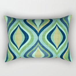 MCM 1956 Rectangular Pillow