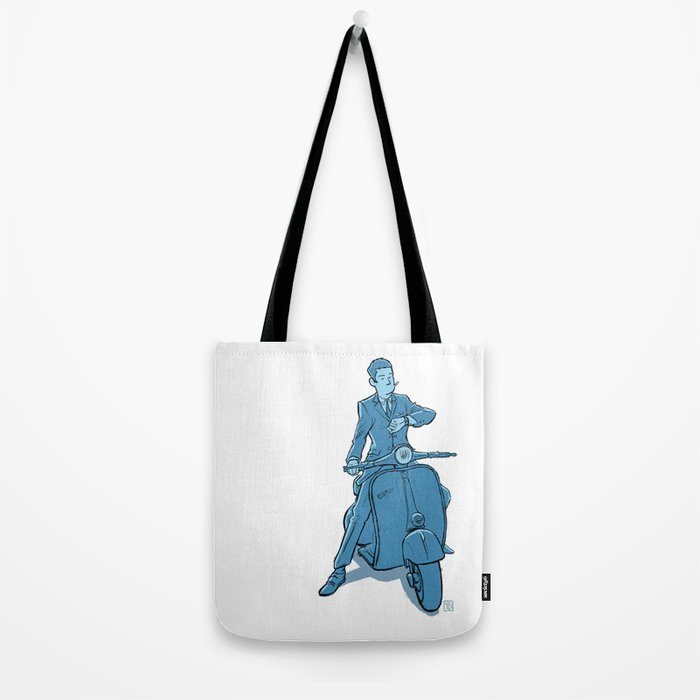 Secret Affair Tote Bag