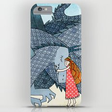 The Dragon and the Princess Slim Case iPhone 6 Plus