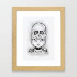 soldado Framed Art Print