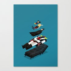 Psychoanalysis Canvas Print