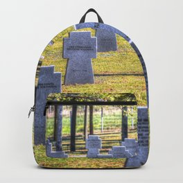 The Futility Of War Backpack