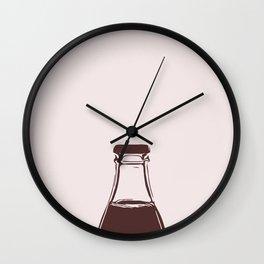 refreshing retro moments Wall Clock