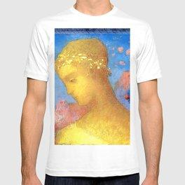 "Odilon Redon ""Beatrice"", 1885 T-shirt"