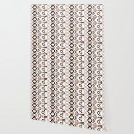 Ethnic ikat pattern.4 Wallpaper