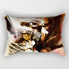 Angels and Devils Rectangular Pillow