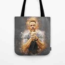 Earnestly Flanery Tote Bag