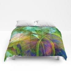 lotus2 Comforters