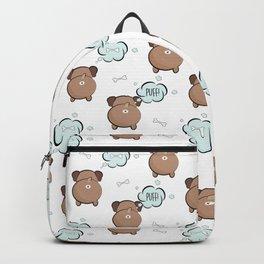 Dog fart Backpack